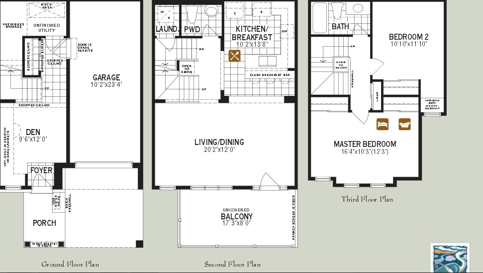 Mattamy Homes Floor Plans Ottawa Home Design And Style