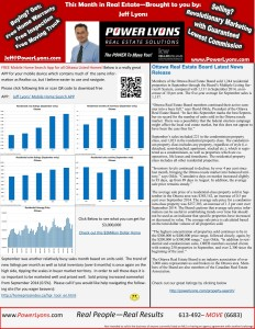 September 2015 Newsletter Power Lyons Real Estate Solutions
